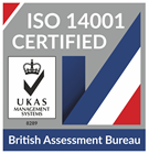 UKAS ISO 14001s